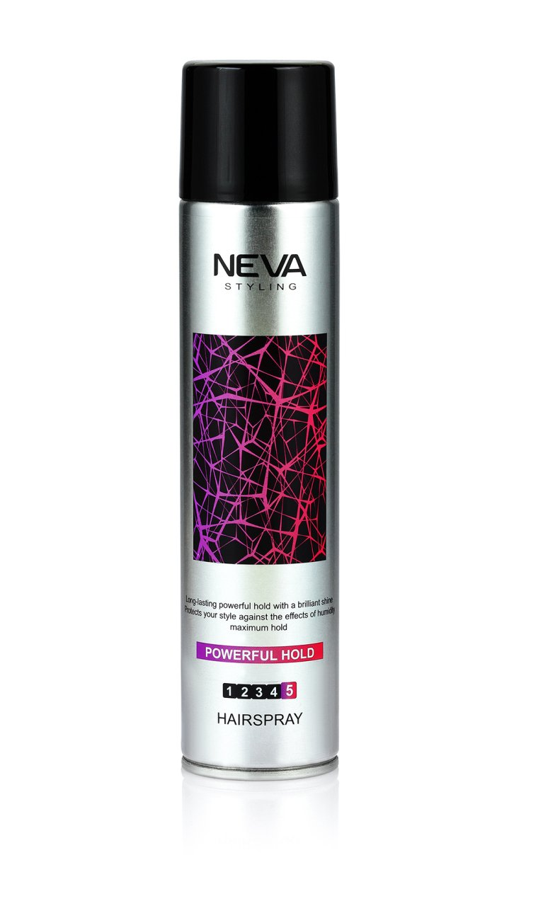 Neva Styling Saç Spreyi - Powerful Hold 250ml