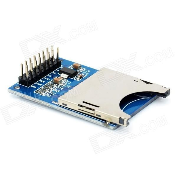 How to Interface SD Card with Arduino: Arduino SD Card