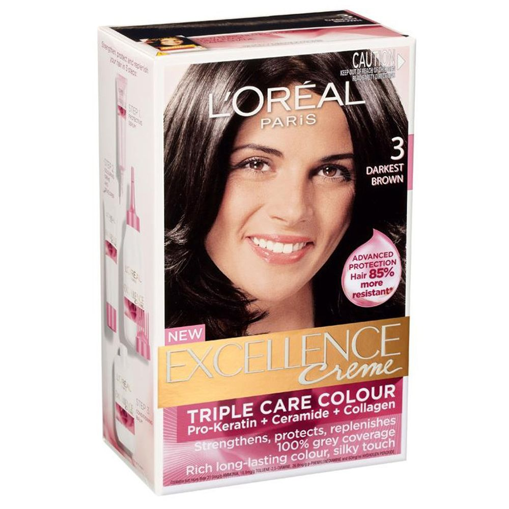 Koyu Kestane Saç Rengi