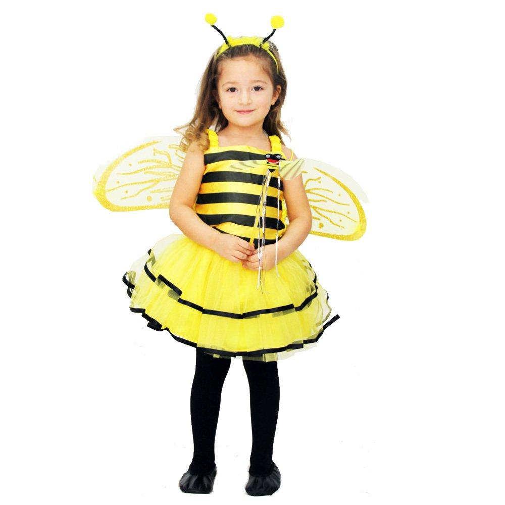 Herkese Kostüm Arımaya Kız çocuk Kostümü 3 4 Yaş
