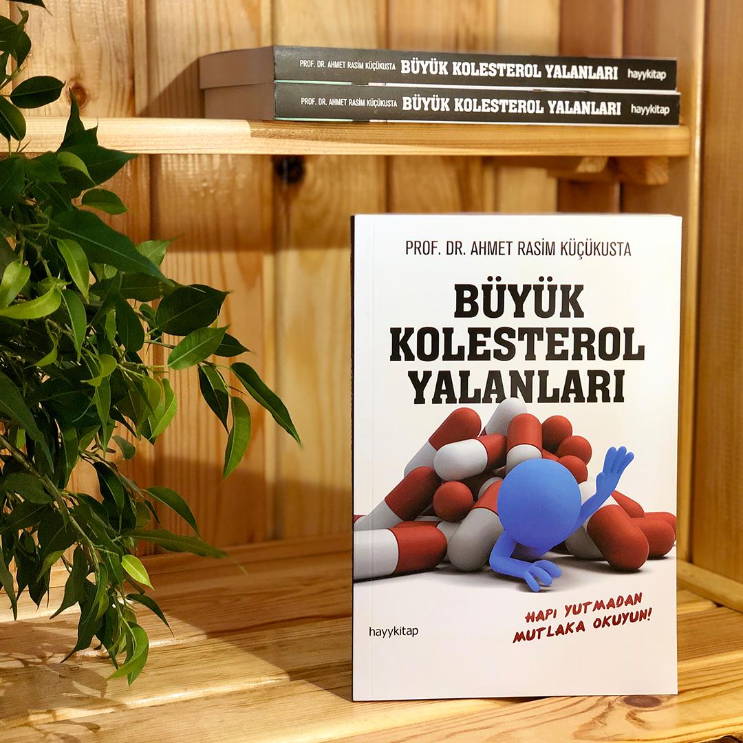 Büyük Kolesterol Yalanları - Hayy Kitap