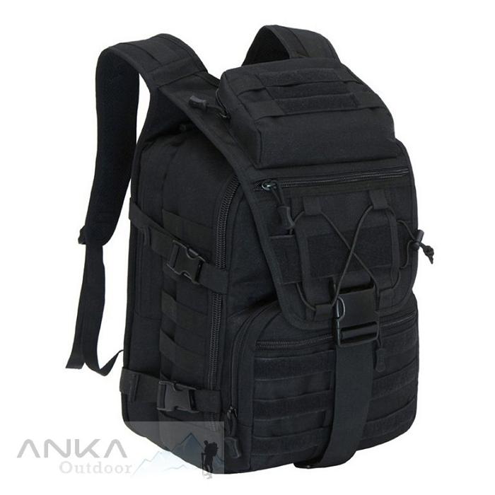Protector Plus Tactical Sırt Çantası Siyah | Ankaoutdoor