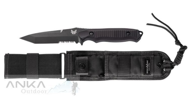 Benchmade Nimravus 141SBK Bıçak | Ankaoutdoor