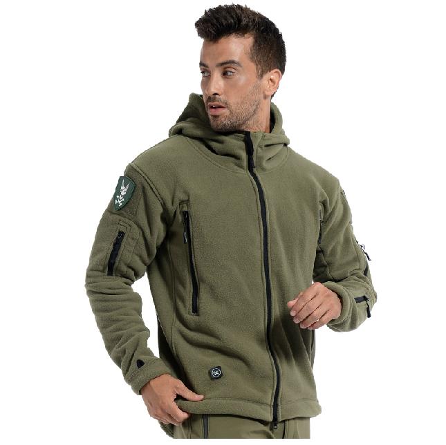 Askeri Polar Mont Tad Gear Jacket