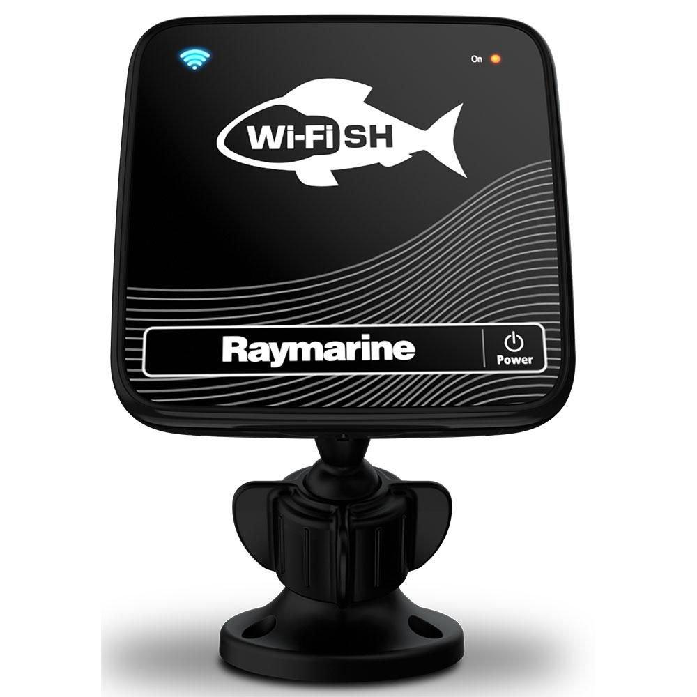 raymarine dragonfly wi-fish инструкция