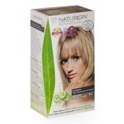 Organik Içerikli Saç Boyası 60 Ml 100 Platin Sarı Naturigin