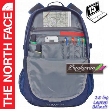 df2296dc92130 ... Borealis Classic The North Face 15 İnç Laptop Bölmeli Sırt Çantası -  Gri Renk T0CF9CDMQ