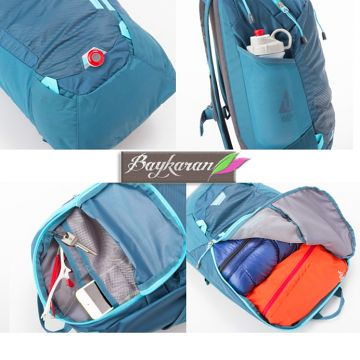 f8fbe429f5e82 ... PINYON MODELİ THE NORTH FACE 15 İnç LAPTOP BÖLMELİ SIRT ÇANTASI Gri Renk  T0C0910HV