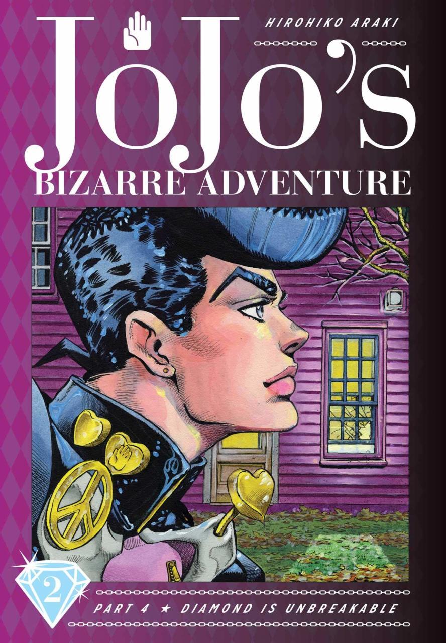 JoJo's Bizarre Adventure: Part 4--Diamond Is Unbreakable ...