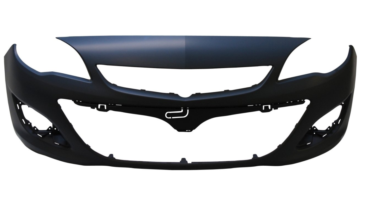 Opel Astra J Ön Tampon 2012 Sonrası Modellere Uyumlu