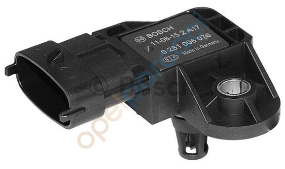 Opel İnsignia A 1.4 Turbo Motor Emme Manifolt (MAP) Sensörü BOSCH