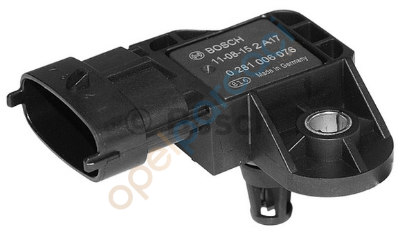 Opel Mokka 1.4 Turbo Motor Emme Manifolt (MAP) Sensörü BOSCH