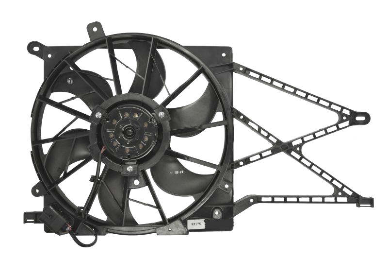 Opel Zafira A 1.6 Su Radyatör Fan Motoru Davlumbazlı