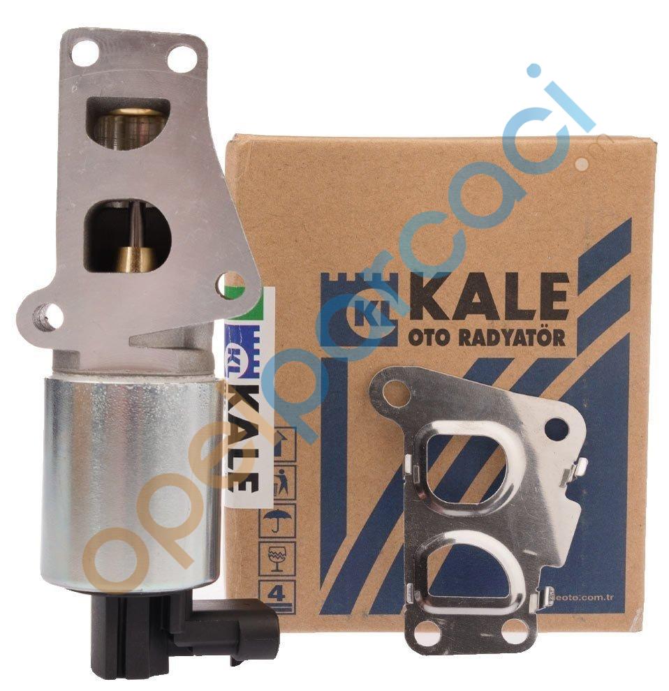 OPEL EGR Valfi Astra H Z16XEP motorlar için KALE