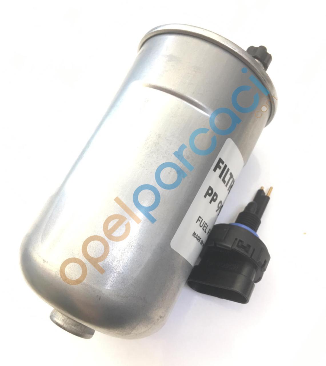 Opel Corsa D Yakıt Fitre Sensörü ve Filtresi 1.3 Dizel