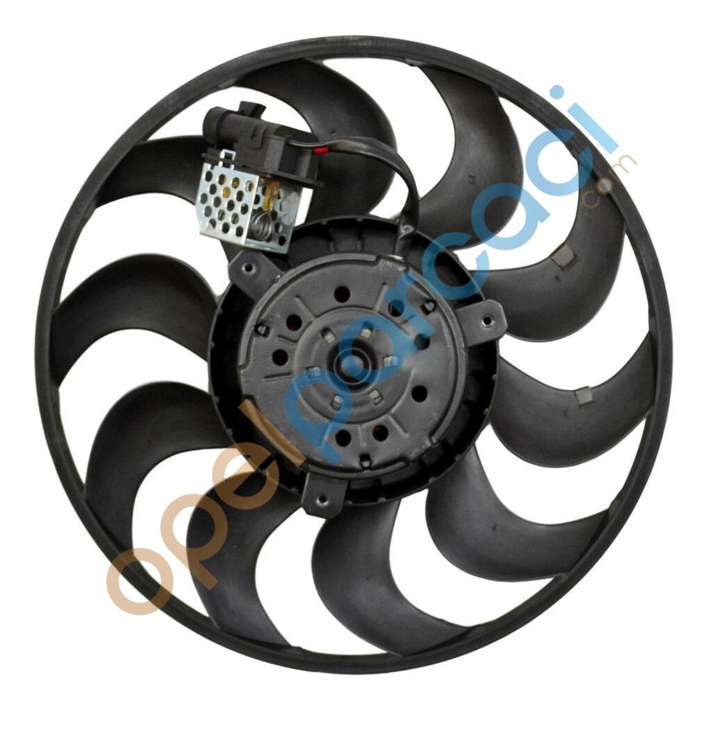Opel Astra H Klima Fan Motoru 1.3 - 1.9 Motorlar İTHAL