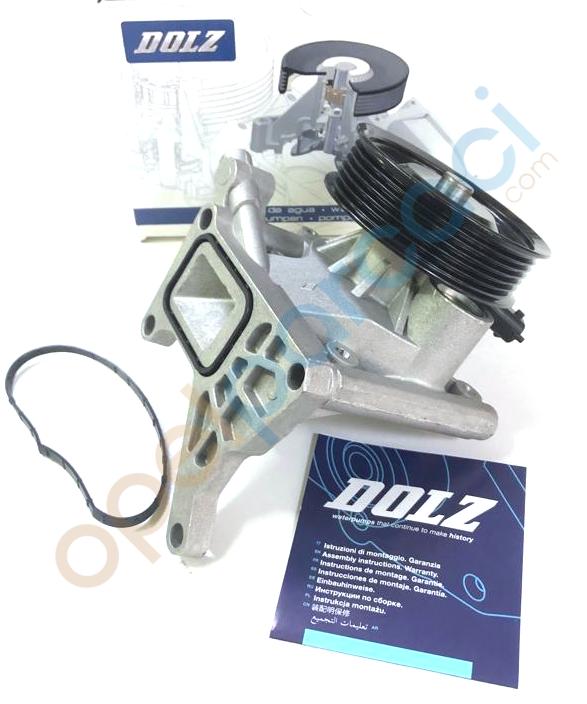 Opel Mokka 1.6 Dizel Devirdaim Su Pompası DOLZ