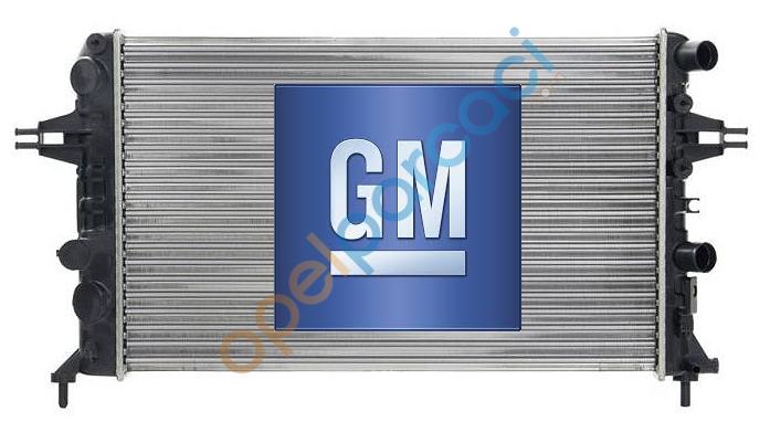 Opel Astra G Su Radyatörü 1.6(Z16XEP) Motorlar GM