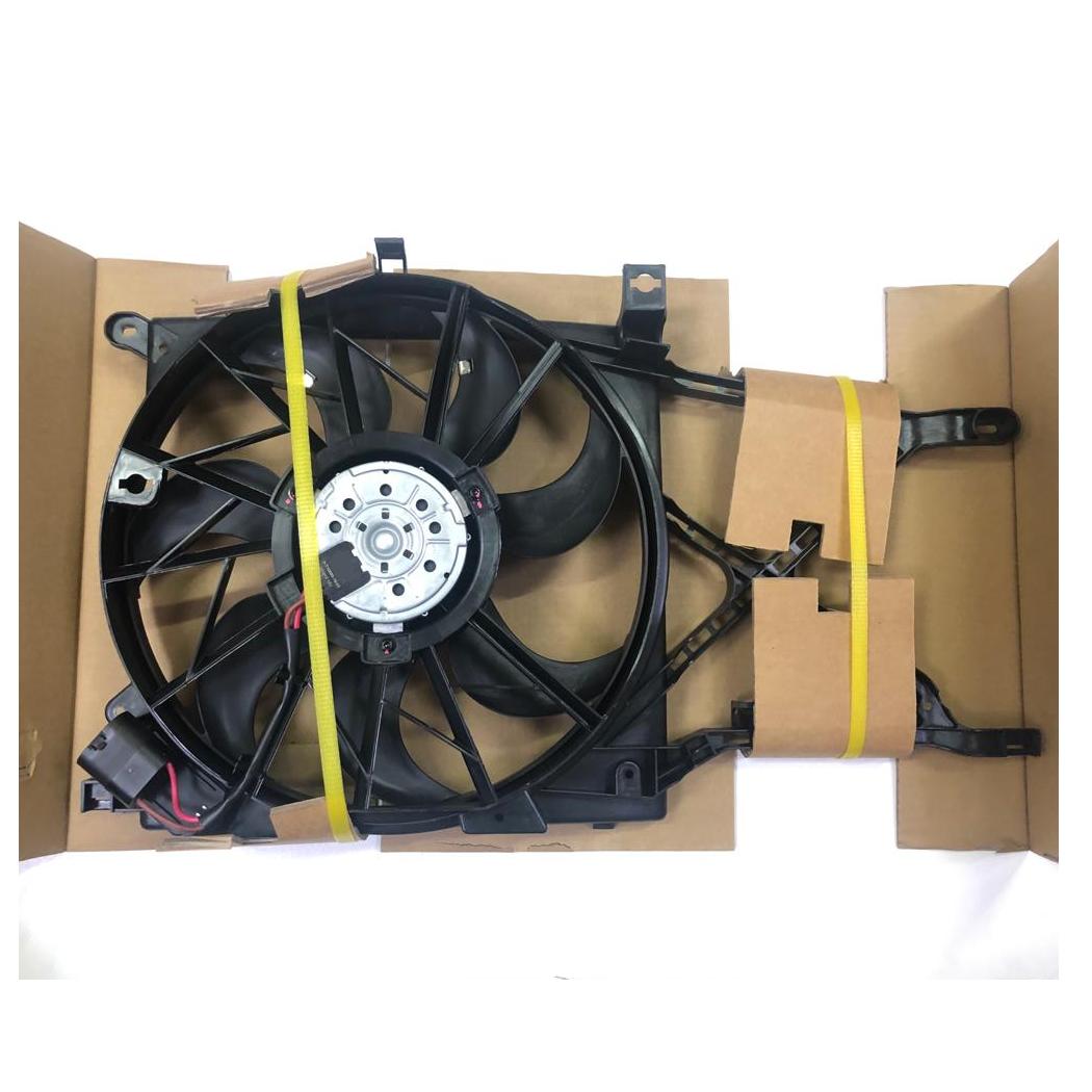 Opel Astra H 1.4 - 1.6 Radyatör Fan Motoru 4 Fişli Komple