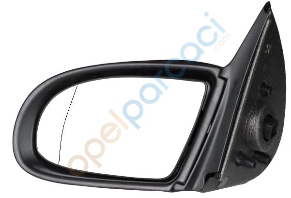 Opel Tigra A Dış Dikiz Aynası Sol Elektrikli