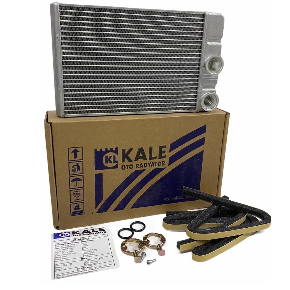 Opel Meriva B Kalorifer Radyatörü Kale Marka