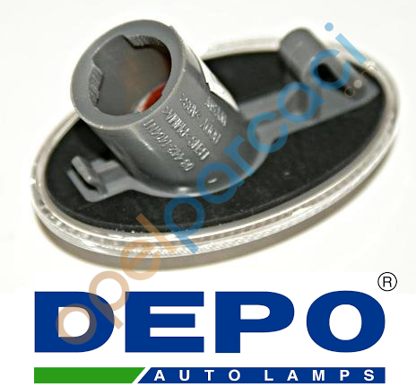 Opel Corsa C - Combo C - Meriva A Çamurluk Sinyali DEPO