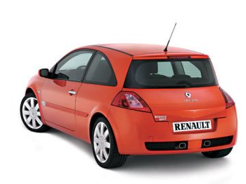 renault megane 2 rs arka tampon. Black Bedroom Furniture Sets. Home Design Ideas