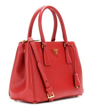 aa0bad4b6ceff7 Galleria Small Leather Tote Handbag By Prada | Stanford Center for ...