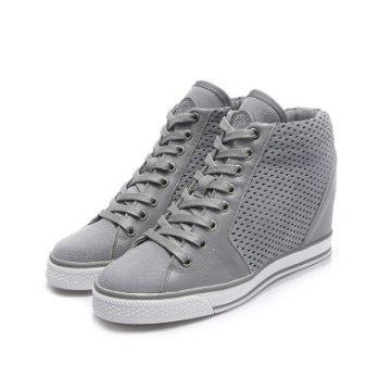 e0f87c5a6ea4 Grommet Wedge Sneaker - Ayakkabı