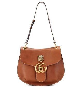 f94460f302b Marmont leather shoulder bag - Çanta