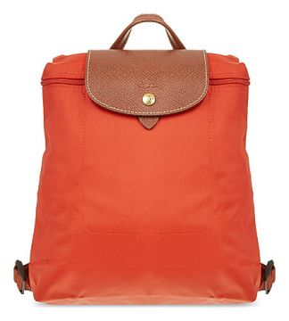 d9afa4afd1d8c Le Pliage Backpack Bag - Çanta, Turuncu - Sırt Çantası - Longchamp
