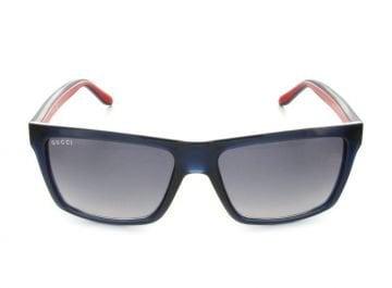 4bfdb72b2fc GUCCI GG 1013 S BLU 549 56 Unisex Güneş Gözlüğü