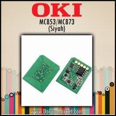 Oki MB472 MB492 TONER DOLUM CHIP ÇİP RESET | Oki Toner Chip