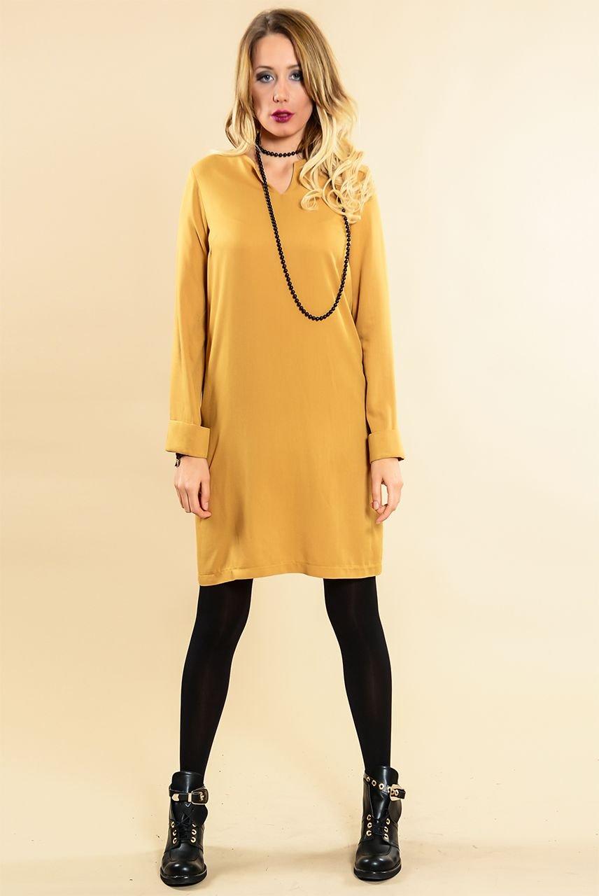 5a642d24f76b0 Otantik ve Bohem Tarz Bayan Kışlık Elbise Modelleri | Etnik Esintiler