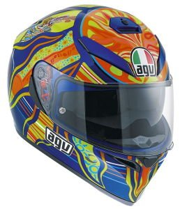 AGV K3 SV Kask Pinlock Five Continents