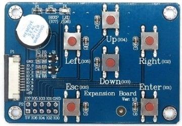 4 3'' NEXTION ENHANCED HMI TFT LCD - AKILLI TFT EKRANLAR