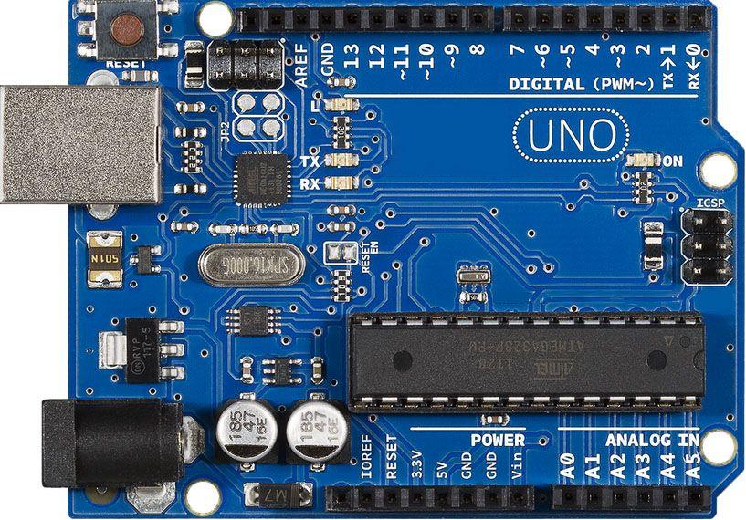 Arduino uno r klon kartlar elektrovadi