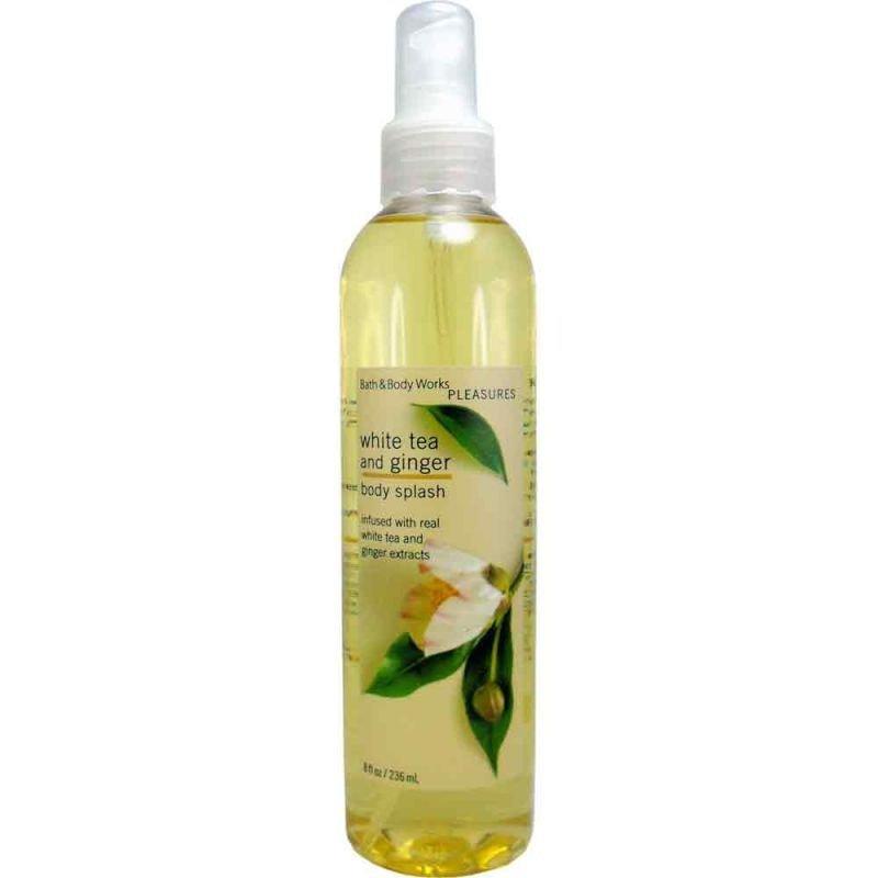 Bath & Body Works White Tea And Ginger Vücut Kokusu 236ML