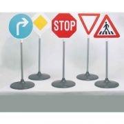 Trafik Işaretleri Toptan Anaokulu Malzemeleri Kreş Malzemeleri