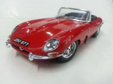 Jaguar E Type >> 1961 Jaguar E Type 1 18 Burago