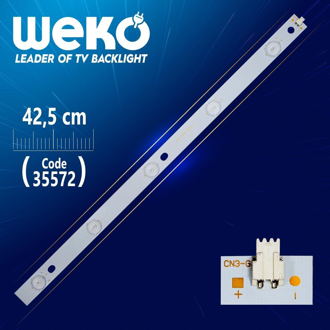 Led Bar Lights Lights & Lighting Loyal Led Backlight For 55inch Tv 6916l-2647a 6916l-2648a 6916l-2649a 6916l-2650a R1 R2 L1 L2 And To Have A Long Life.