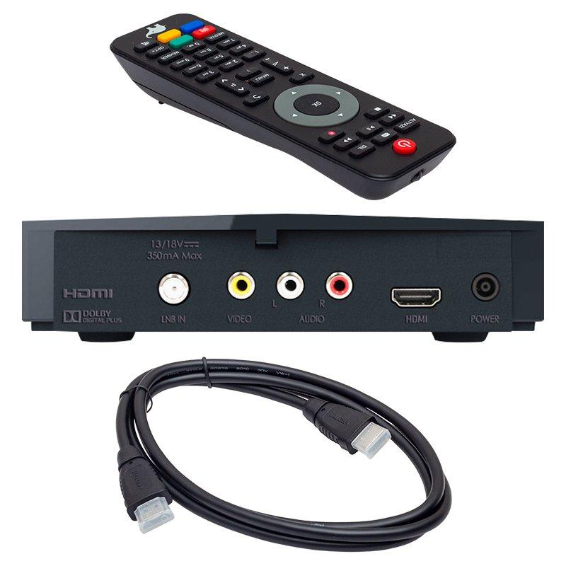 Humax HTR-1000S Full HD Uydu Alıcısı