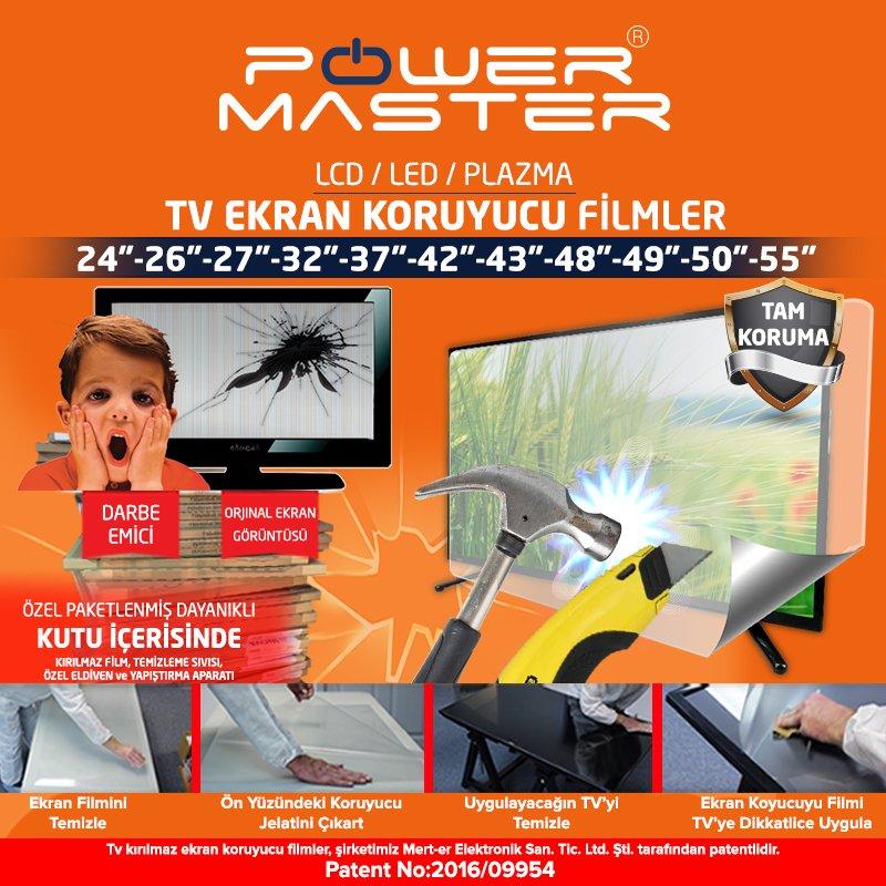 powermaster tv ekran koruyucu film 42 39 39 inc 106 cm 935x525 fiyat. Black Bedroom Furniture Sets. Home Design Ideas