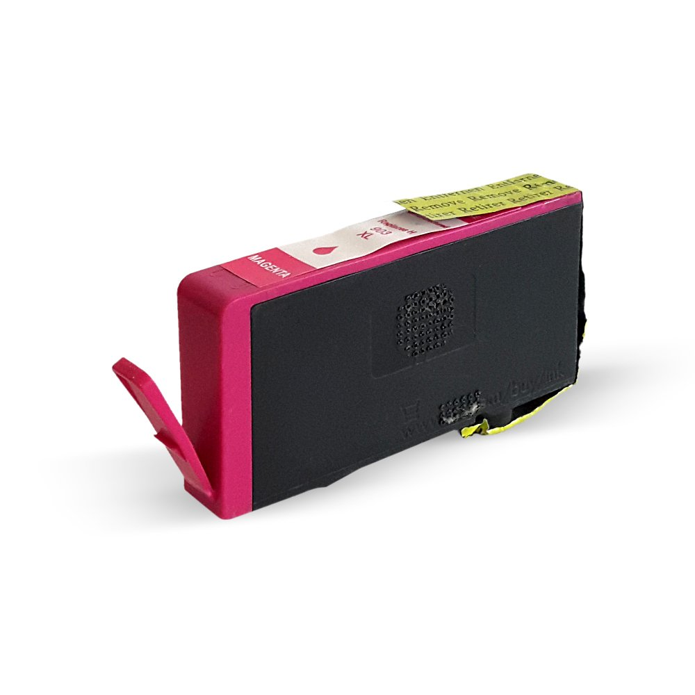 BK HP 903L Kırmızı Uyumlu Kartuş T6M07AE - hp 6960, 6950, 6962, 6970
