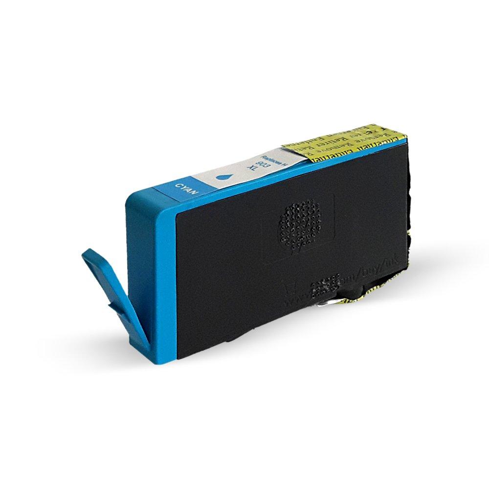 BK HP 903L Mavi Uyumlu Kartuş T6M03AE - hp 6960, 6950, 6962, 6970