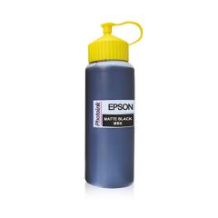 Epson Plotter için uyumlu 500 ml Pigment Matte Black Mürekkep (PHOTO INK Akıllı Mürekkep)