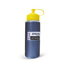 Epson Plotter için uyumlu 500 ml Pigment Light Black Mürekkep (PHOTO INK Akıllı Mürekkep)