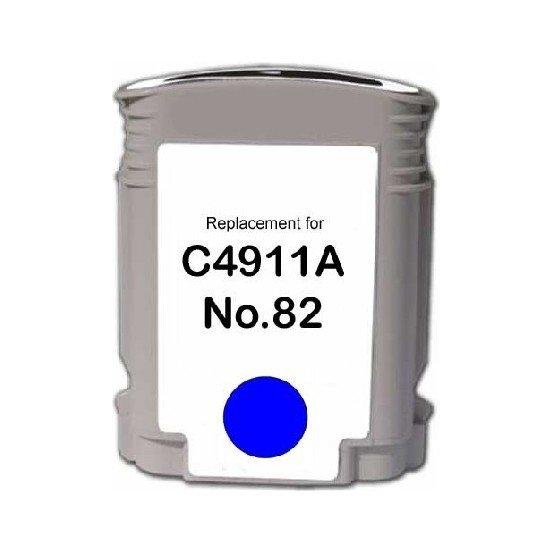 HP C4911A HP 82 Mavi Uyumlu Kartuş Designjet 111, 510, 800, 815, 820