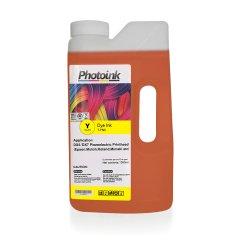 DX5 ve DX7 Kafalar için 1000 ml SARI YELLOW Dye Plotter Mürekkep (T-PND)