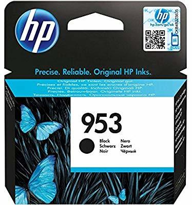 HP 953 Orijinal Siyah Kartuş Bitmeyen Kartuş Sistemine uyumlu OTO RESET ÇİPLİ HP 8720 HP 7720 HP 7740